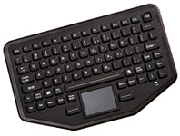 Bluetooth Intrinsically Safe iKey Keyboard