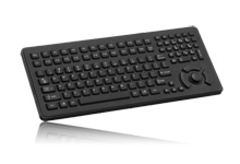 Wireless Intrinsically Safe iKey Keyboard